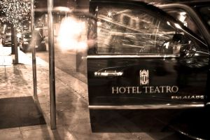 Hotel Teatrro Denver CO