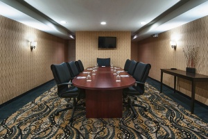 The Lane Hotel boardroom