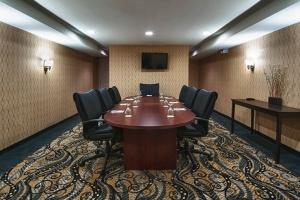 The Lane Hotel boardroom