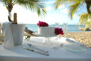 The Buccaneer, St. Croix, beach wedding