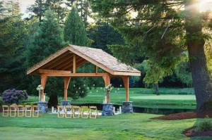 Resort at The Mountain, Mt. Hood OR wedding