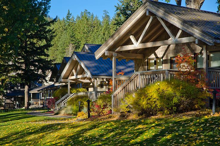 New to stash sun mountain lodge winthrop wa the stash blog for Lakefront cabins june lake