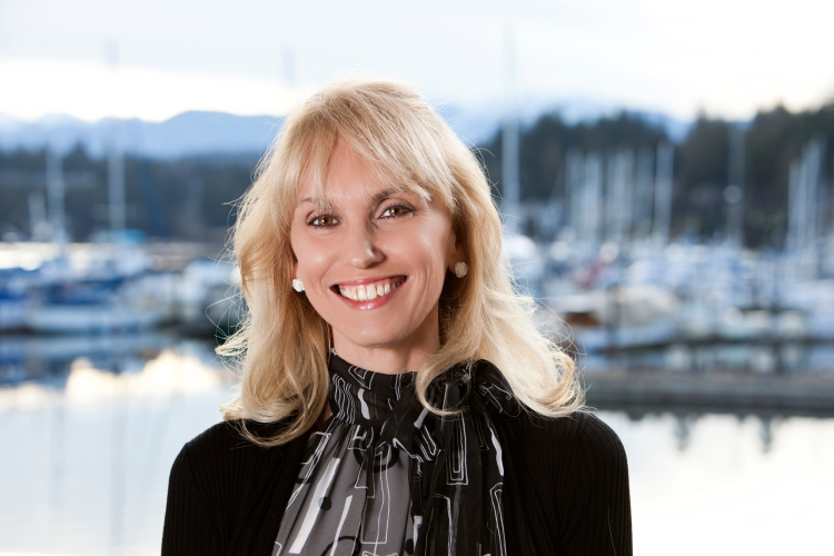 Anne Sackett, Sommelier at the Resort at Port Ludlow on Washington's Olypmpic Peninsula