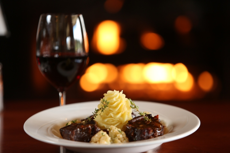 Wine dinners at The Resort at Port Ludlow