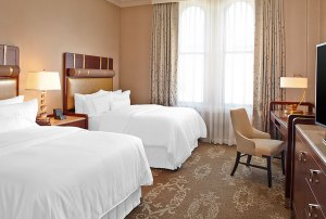 The Westin San Jose's redesign of the Sainte Claire