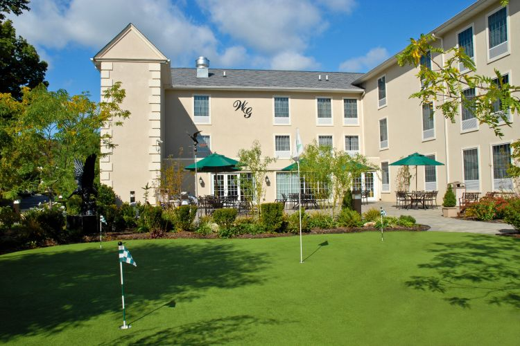 The Wilshire Grand, a TripAdvisor GreenLeaders hotel in West Orange, New Jersey