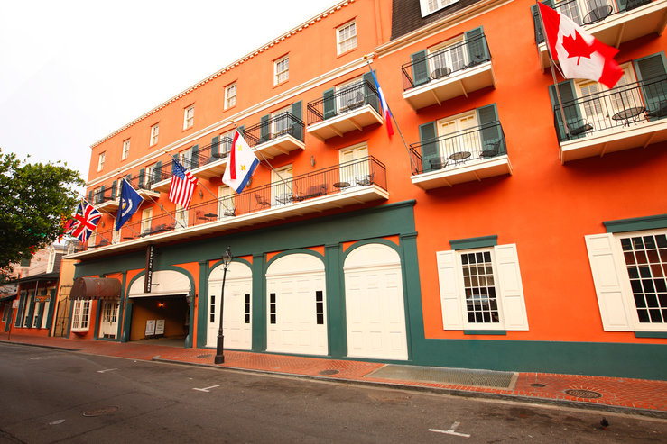 Hotels On Dauphine Street In New Orleans